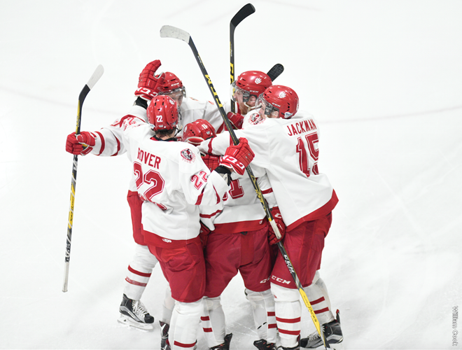York University Men's Hockey vs  Ryerson Rams