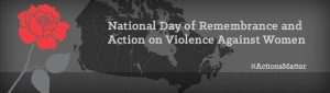 National Day of Remembrance & Action on Violence Against Women Ceremony @ First Floor Cafeteria, Bergeron Centre for Engineering Excellence | Toronto | Ontario | Canada
