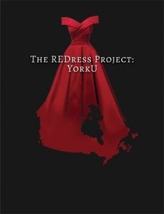 REDress Project: Red Dress Collection @ Various Locations at the Keele Campus | Toronto | Ontario | Canada