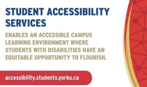Student Accessibility Services Information Session @ Zoom